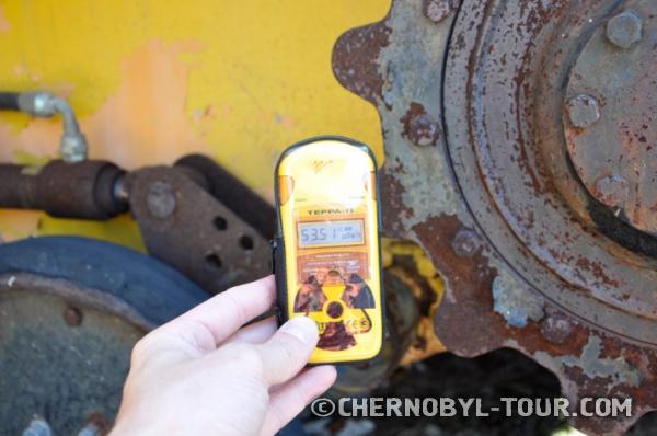 """Немецкий робот """"Джокер"""",  очищавший крышу от графита"""